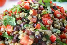 Bean and Legume Recipes / by Laurie Hadden