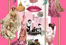Fashion throught Era / by E Kevis