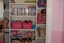 Kids Closet and Room Ideas / Adjustable shelving and hanging areas adapt to your kids' needs as they grow. / by California Closets Denver
