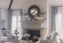 Living Rooms / by Jenny Finch