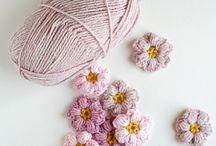 Croché - flores
