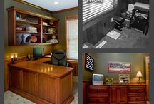 Home Office / Home Office Design Remodeling and Construction