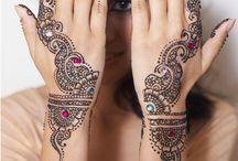 Henna (Mendhi)