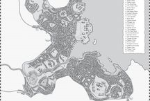 Maps and other RPG things