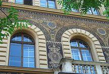 Budapest - épületek