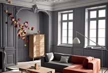 chic/ eclectic/ minimal