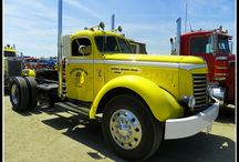 classic trucks / by Wayne Macdonald