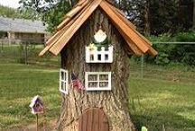fairy or mouse home