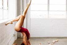 Dance / Pictures and info about how to learn different dance positions and become more flexible