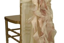 Chair Covers / by Drekia Tate