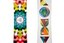 Look Arty: PRINTS!!! / Los prints saltan de la pasarela -también la de asfalto- a la tabla. Estáte a la última -¿y por qué no?- también esquiando.