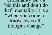 Christelik - Geloof