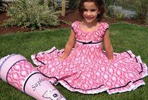 Kleid Einschulung