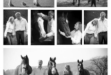 Humans and horses / ...