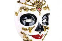 Characters Masks / Special Venetian MAsks