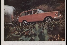 Jeep Wagoneer and Scouts