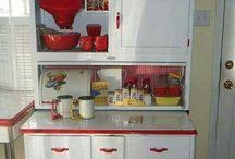 Style - Vintage Kitchen 30s-50s