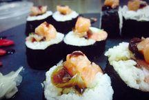 Italian Sushi / L'italian Sushi, creato dalla nostra donna tutta italiana... Un incontro tra due mondi diversi, avvicinati dalla cucina... Perchè quello è il nostro punto di incontro!!