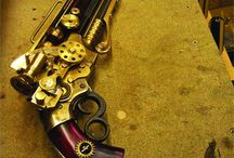 Steampunk Gear / SteamPunk Gadgets and Misc. Items