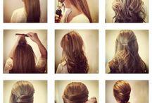 Peinados - DIY