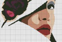 kobiety   haft