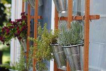 jardins/canteiros style
