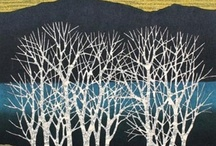 Japanese Batik Art