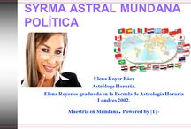Mundana Astrología / Rama antigua de la Astrología. Gobierno de....vienen y van...Por lo menos en la Democracia.