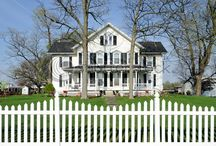 With A White Picket Fence