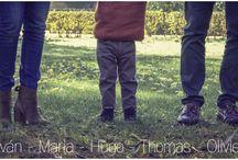 Una familia Especial.. / Parque de Maria Luisa, Sevilla