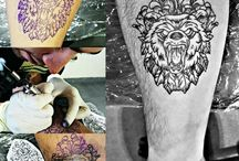 Tattoos / Great ideas 4 tatts.