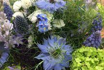 natural, wild Spring Wedding Bouquets