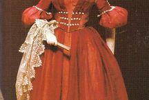 1830s women's fashion