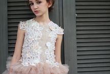 Haute Couture childrens and little girls
