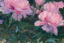 Fiori ...ArtE / Una delle cose più affascinanti nei fiori è il loro meraviglioso riserbo.    ~ Henry David Thoreau ~