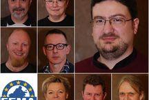 FEMA board members 2014