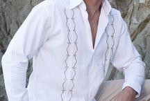 Men wedding shirt