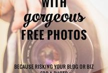 Free Photos for Bloggers