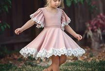 Mood Board: Princess-like dress 7yo