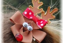 hair bows / by Beth Davis