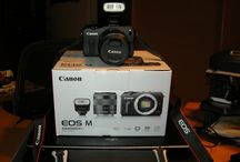 All about Canon EOS M Mirrorless Camera / Since Summer 2014 I own the Simple but good  Canon EOS M Mirrorless Camera