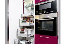 Kitchen - Tall Storage Ideas