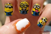 nails / by Cinderella Mckinsey