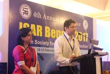 ISAR Bengal Conference 2017 / The 4th Annual Conference of Indian Society for Assisted Reproduction (ISAR), Bengal, was organized in association with Genome The Fertility Centre on Saturday 11th Feb, 2017 @ The Bengal Club. Kolkata. For the first time, an international level conference of such stature was organised in Kolkata, attended by luminaries in the field of Assisted Reproductive Technology like- Prof. Dr. Paul Devroey, Dr. Foad Azem, Prof. Dr. Baidyanath Chakravarty, Prof. Dr. Abha Majumdar and others.