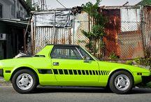 Fiat X1/9 / Fiat X1/9 & Bertone X1/9