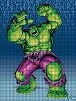 Incredible Hulk pattern