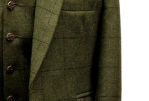 Trajes De Tweed