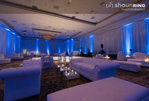 All white receptions / by Rondessa Robinson