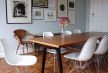 HOW TO STYLE YOUR DINING TABLE WHENT IT'S NOT BEING USED