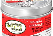 Holiday Sprinkles for Dogs and Cats